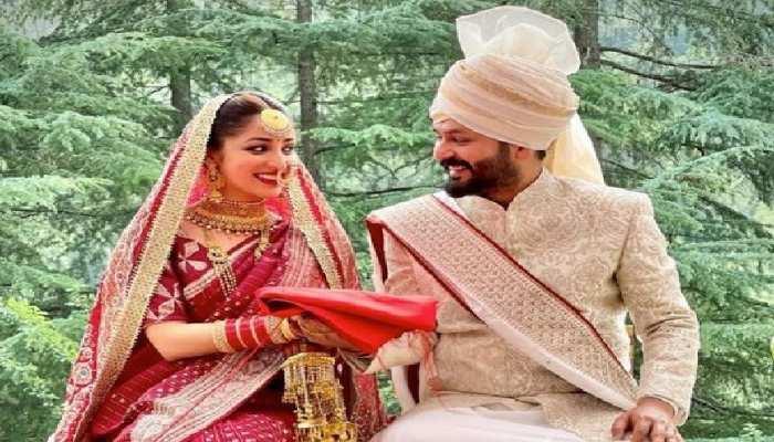 अभिनेत्री यामी गौतम ने इस फेमस डायरेक्टर संग रचाई शादी