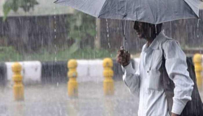 चिलचिलाती धूप के बाद रायपुर में झमाझम बारिश, CG के इन हिस्सों में भी बरसेंगे बदरा