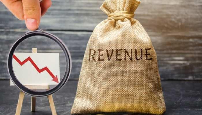 मई में सरकारी खजाने पर भी रहा 'कोरोना कर्फ्यू', अप्रैल की तुलना में 2923 करोड़ कम राजस्व मिला