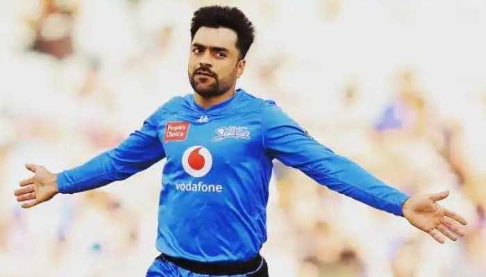 भारतीय क्रिकेटर्स की तारीफ कर रहे थे राशिद खान, धोनी का नाम आया तो दिया ये जवाब