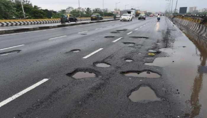 बिहार की सड़कों की हालत खस्ता! RJD ने कहा- पूरा पटना भगवान भरोसे हैं