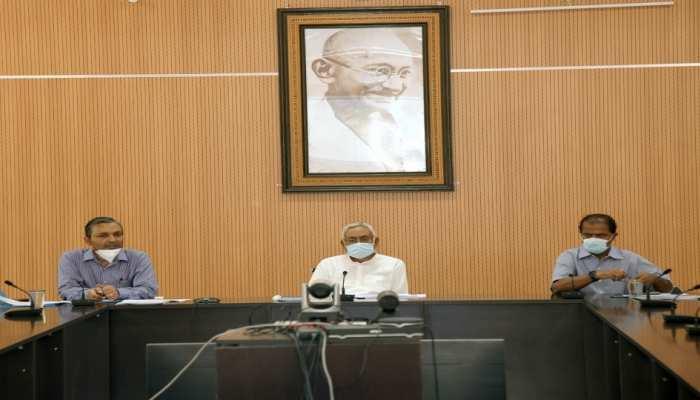 बिहार में 60 फीसदी क्राइम का कारण संपत्ति व भूमि विवाद: नीतीश कुमार