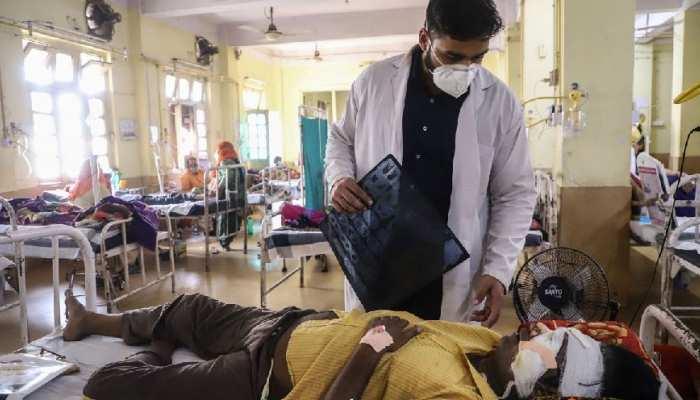 इंदौर में ब्लैक फंगस का कहर, हर रोज 15 मरीजों का हो रहा ऑपरेशन
