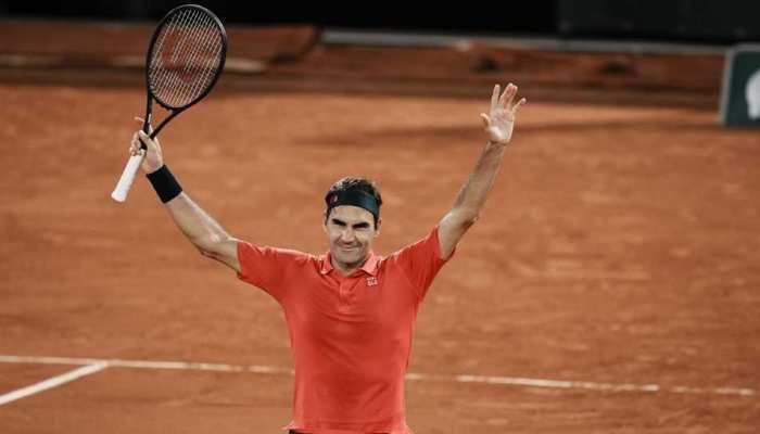 French Open 2021: रोमांचक मुकाबले में Roger Federer की जीत, चौथे दौर में पहुंचे