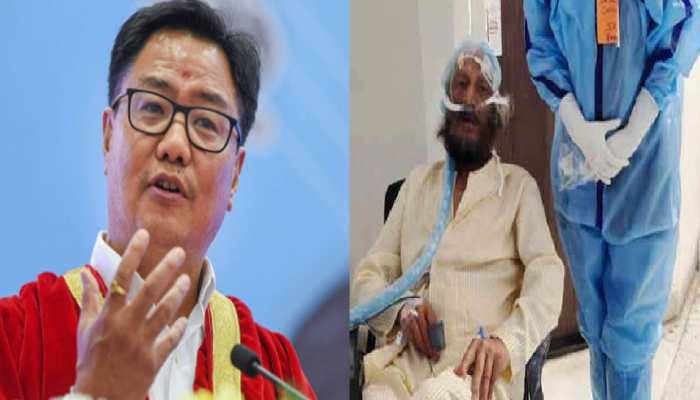 लोगों ने फैला दी Milkha Singh के मौत की अफवाह, खेल मंत्री Kiren Rijiju ने दिया मुंहतोड़ जवाब