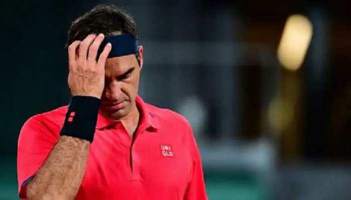 French Open: प्री क्वार्टर फाइनल में पहुंच बीच में हटे Roger Federer, सामने आई बड़ी वजह