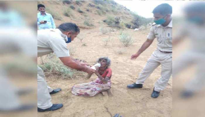 Jalore News : पानी न मिलने से तड़प-तड़प कर बच्ची की मौत, बुजुर्ग महिला हुई बेहोश
