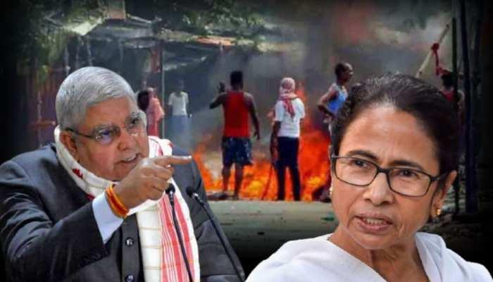 बंगाल हिंसा पर इस नेता ने कहा- या तो हम मरेंगे या बंगाल छोड़ कर भागना पड़ेगा