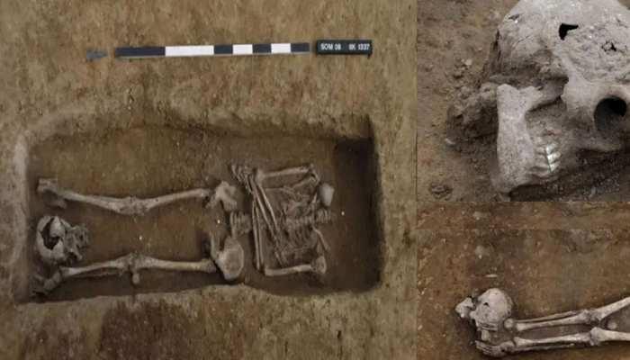 British Romans: UK में करीब 2 हजार साल पुराने कंकाल बरामद, 17 के सिर थे गायब; जानें एक्सपर्ट का दावा