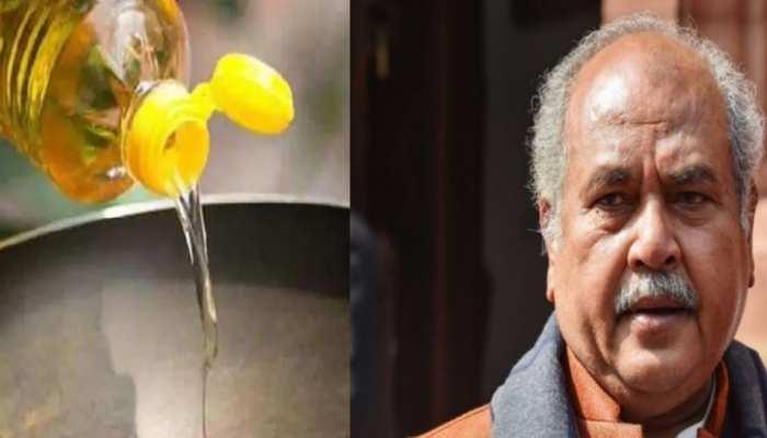 'मिलावट बंद कर दी, इसलिए महंगा है सरसों का तेल', बढ़ती कीमतों पर कृषि मंत्री नरेंद्र सिंह तोमर ने दिया जवाब