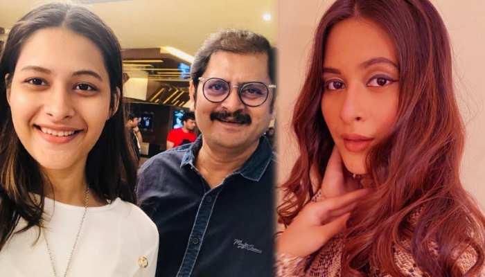 Bhabiji Ghar Par Hai fame Manmohan Tiwari aka Rohitashv Gour daughter giti gaur is beautiful