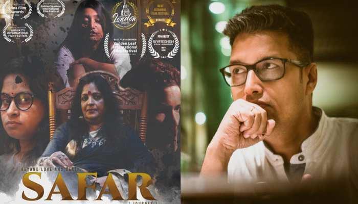 फिल्ममेकिंग के अनूठे 'Safar' पर निर्देशक Nikhil Prakash