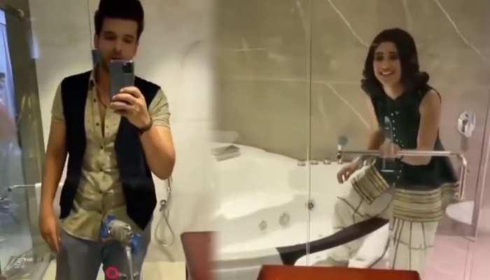 Yeh Rishta Kya Kehlata Hai: बाथटब में थीं Shivangi Joshi! तभी बाथरूम में घुसकर Karan Kundrra ने बनाया वीडियो