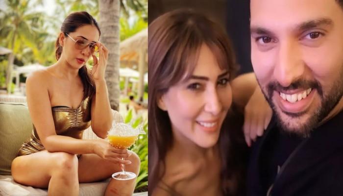 Where is Bollywood actress Kim Sharma, ex girlfriend of Yuvraj Singh, see details