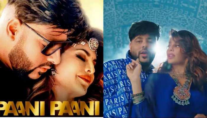 Paani Paani Song: बादशाह और जैकलीन फर्नांडीस ने मचाया धमाल, कुछ घंटों में व्यूज 8 लाख पार