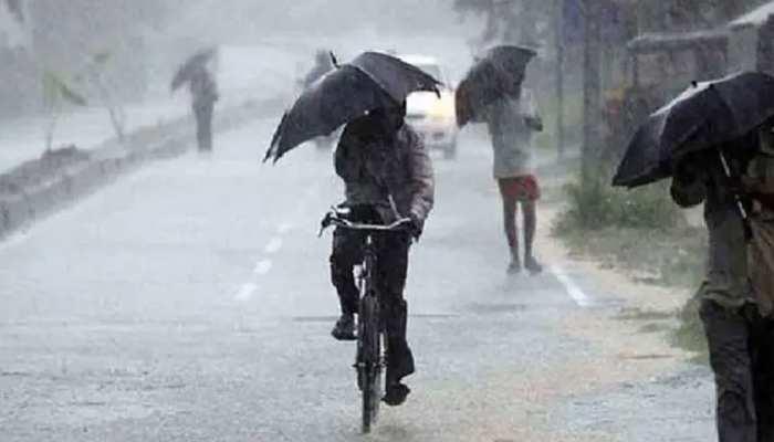 छत्तीसगढ़ में मानसून की दस्तक, देर रात से हो रही बारिश, आने वाले चार दिन तर-बतर रहेगा प्रदेश