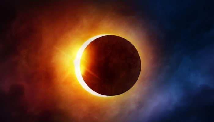 Solar Eclipse 2021 LIVE: सूर्य ग्रहण लगना शुरू, दुनिया में दिख रहा अलग-अलग नजारा