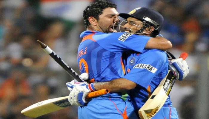 2007 वर्ल्ड कप को लेकर Yuvraj Singh का सनसनीखेज बयान, MS Dhoni को लेकर भी कही बड़ी बात