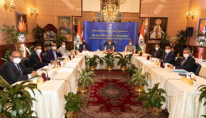 एस जयशंकर ने खाड़ी देशों में भारत के राजदूतों के साथ मीटिंग की, ट्वीट कर कही यह बात