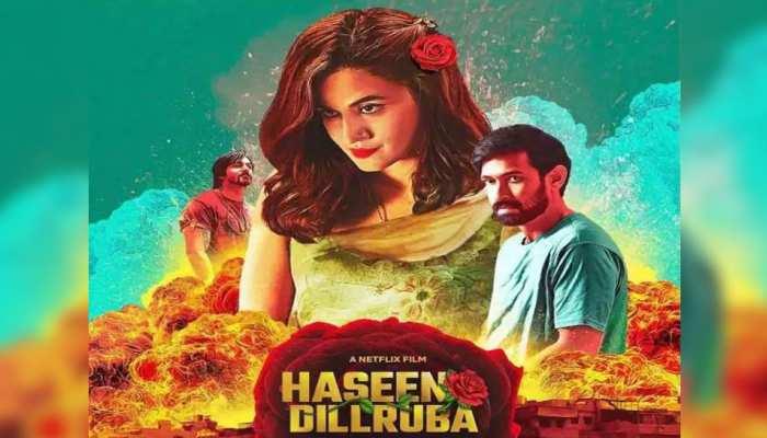 Haseen Dillruba Trailer : जबर्दस्त सस्पेंस और प्यार की हदों से गुजरने वाली कहानी
