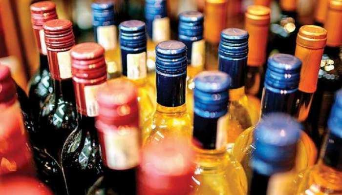 मुंगेर: संदिग्ध ट्रक से 4317 लीटर विदेशी शराब बरामद, पुलिस कर रही है जांच