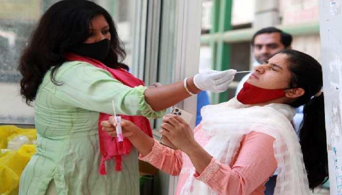 Corona in India: भारत में कोरोना के नए मामलों में आई कमी, 70 दिनों में सबसे कम मामले आए सामने