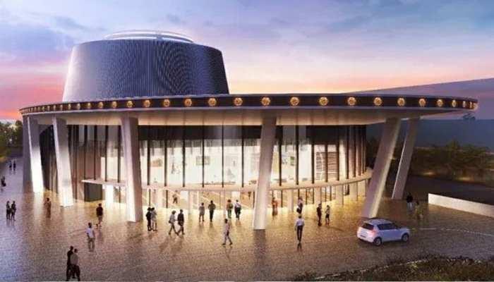 शिव की नगरी में इंटेलिजेंट बिल्डिंग 'रुद्राक्ष' बनकर तैयार, मिलेंगी ये खास सुविधाएं