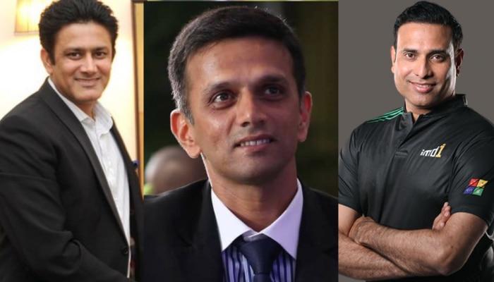 List of Most educated indian cricketers Anil Kumble Rahul Dravid VVS Laxman
