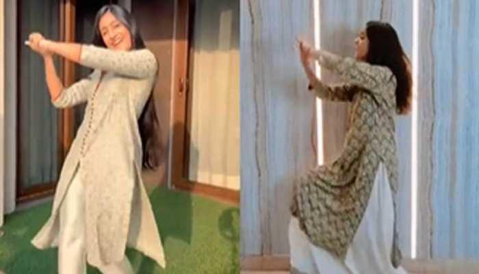 इस बच्ची ने Dhanashree Verma के Mashup Dance को किया हूबहू कॉपी, देखें Video