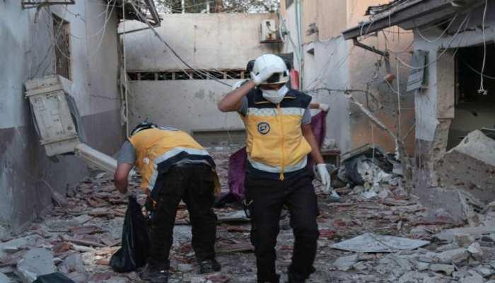 Syria: अस्पताल पर दागी मिसाइल, 2 डॉक्टरों समेत 13 लोगों की मौत