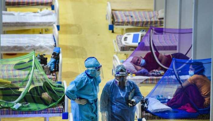 Corona Data India: 24 घंटे में देश में कोरोना संक्रमण के 80,834 नए केस, Health Ministry के मुताबिक 3,303 की मौत
