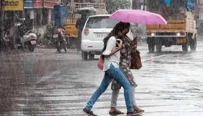 Mumbai में बारिश का Red Alert, Delhi में पड़ सकती हैं आंधी के साथ बौछारें, जानें अन्य States का हाल