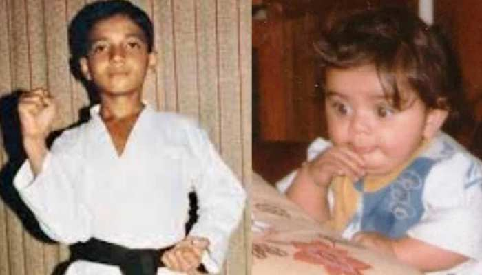 Team India current cricketers Childhood Pic Photos going Viral, From Virat Kohli to Rohit Sharma