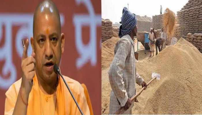 CM योगी के फैसले से लाखों किसानों को राहत, 15 जून के बाद भी मंडी में बेच सकेंगे गेहूं