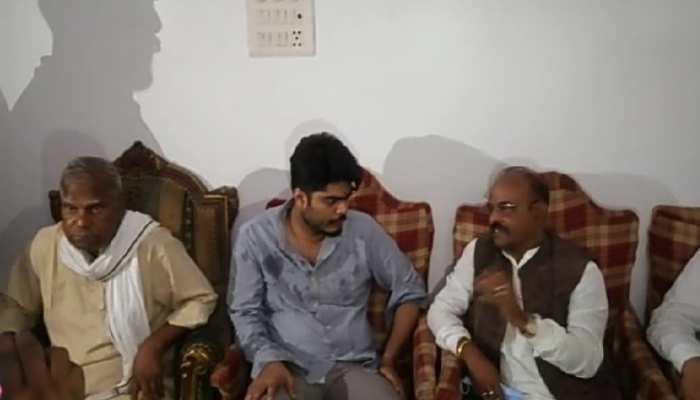 ओसामा से मिले नागमणि, कहा-शहाबुद्दीन के मौत की हो CBI जांच, लालू-नीतीश पर दिया विवादित बयान