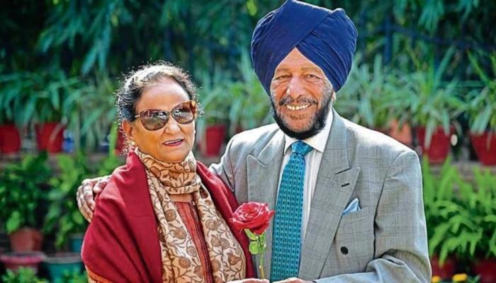 Milkha Singh के घर में छाया मातम, पत्नी Nirmal Kaur का कोरोना से हुआ निधन
