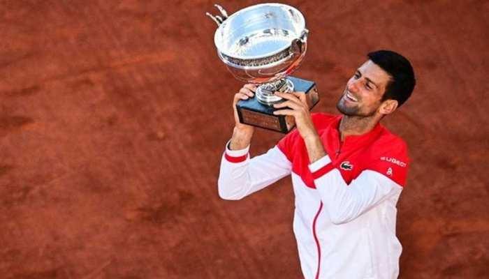 Novak Djokovic का French Open 2021 पर कब्जा, 19वां ग्रैंडस्लैम सिंगल्स खिताब जीता