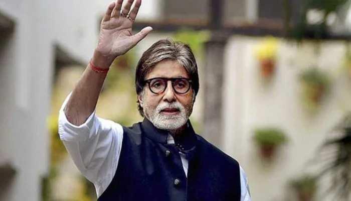 स्टाइलिश मास्क और आंखों पर मोटा चश्मा, लॉकडाउन के बाद पहली बार काम पर निकले Amitabh Bachchan