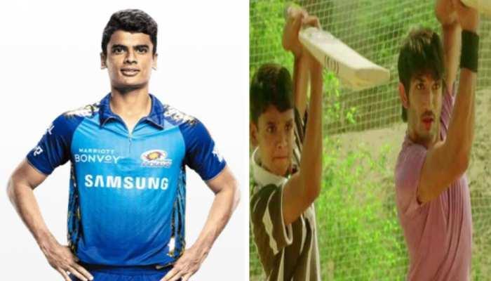 Sushant Singh Rajput से सीखा था क्रिकेट, आज बल्लेबाजों के लिए सिर दर्द बने Digvijay Deshmukh