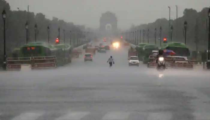 Delhi में आज बारिश के आसार, जानें Monsoon को लेकर IMD का ताजा पूर्वानुमान