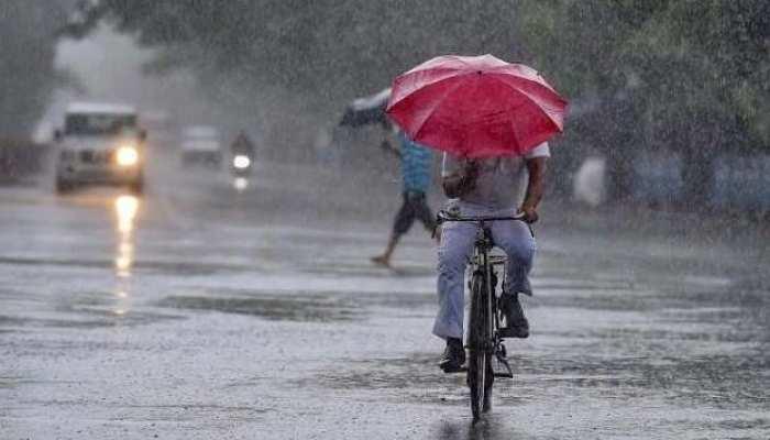 Monsoon Update: दिल्ली-एनसीआर में आज बारिश का अनुमान, बाकी राज्यों में जानिए मौसम का हाल