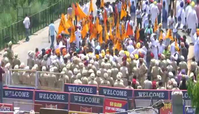पंजाब: Captain Amarinder Singh के खिलाफ SAD का प्रदर्शन, लगाए ये आरोप