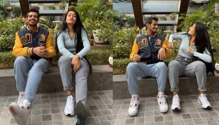 Dhanashree Verma के पक्के Student बन चुके हैं Yuzvendra Chahal, डांस में वाइफ को दे रहे हैं टक्कर