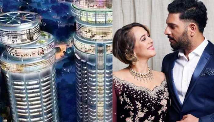 Virat Kohli से दोगुना महंगा है Yuvraj Singh का ये आलीशान अपार्टमेंट, कीमत उड़ा देगी होश