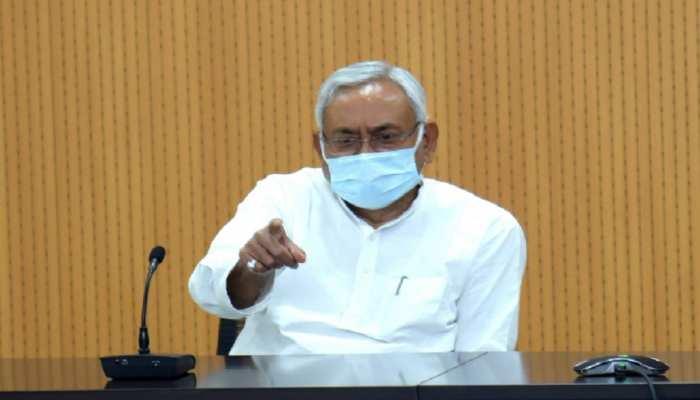 बारिश और बाढ़ के मद्देनजर पूरी तरह से अलर्ट रहे आपदा प्रबंधन विभाग: नीतीश कुमार