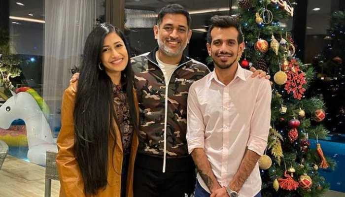 Fan ने पूछा- 'MS Dhoni के बारे में क्या ख्याल है?' Dhanashree Verma ने दिया दिल जीत लेने वाला जवाब