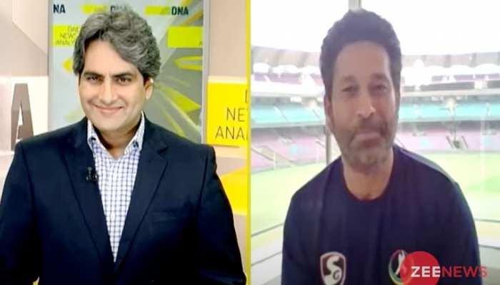 DNA Exclusive: कौन तोड़ सकता है Sachin Tendulkar के रिकॉर्ड्स? मास्टर ब्लास्टर ने इन बल्लेबाजों पर लगाया दांव