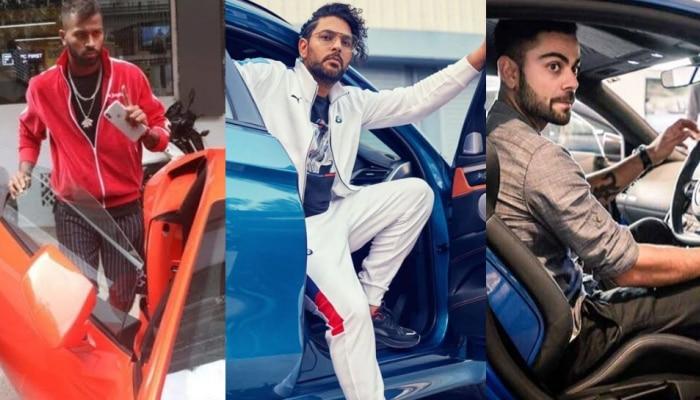 इन क्रिकेटर्स के पास है करोड़ों का कार कलेक्शन, PHOTOS देखते रह जाएंगे