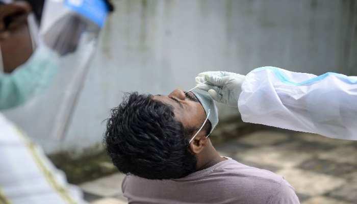देश में तेजी से घट रहा कोरोना संक्रमण, 61 दिनों में सामने आए सबसे कम नए मामले