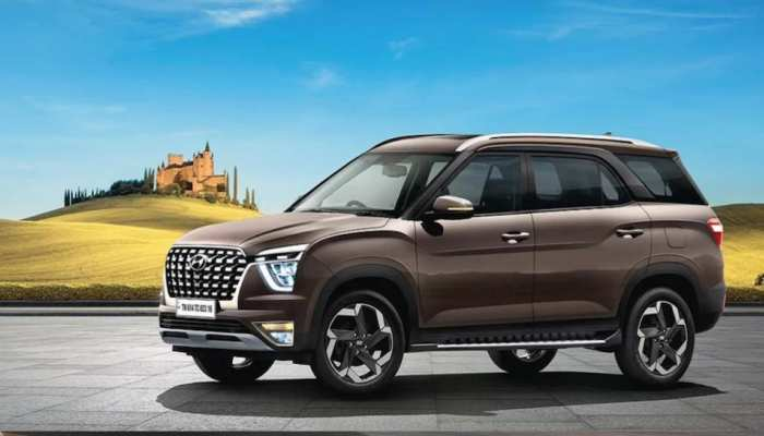 Hyundai SUV Alcazar launches in india today at introductory price of 16.3 lakh
